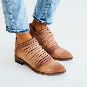 NWT-Free People Lost Valley Ankle Boot (US:8)